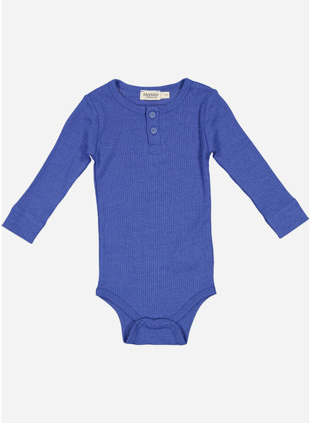 MarMar Copenhagen hs body ls space blue