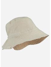 Liewood buddy bucket hat sandy