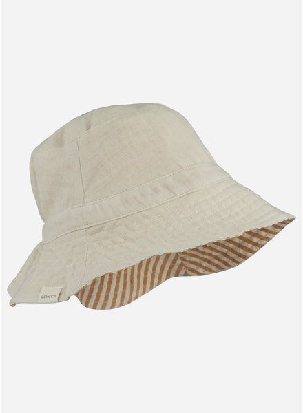 Liewood buddy bucket hat sandy
