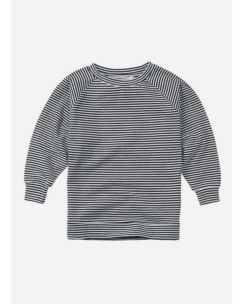 Mingo basic long sleeve stripes