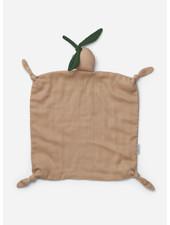 Liewood agnete cuddle cloth peach