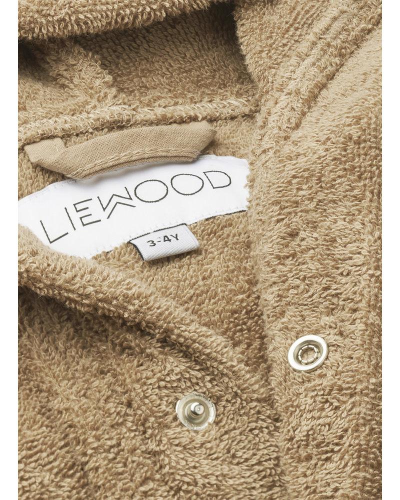 Liewood lily bathrobe rabbit oat