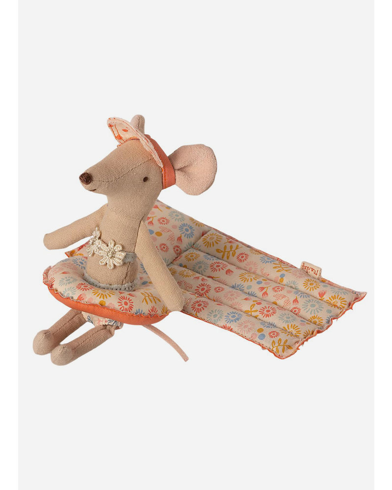 Maileg beach float small mouse