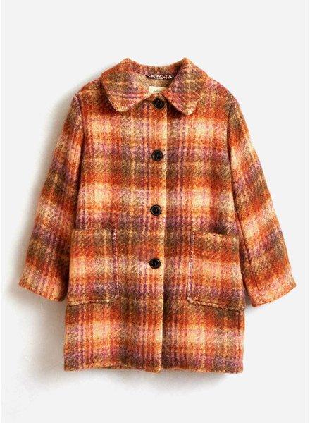 Bellerose craft coats check a