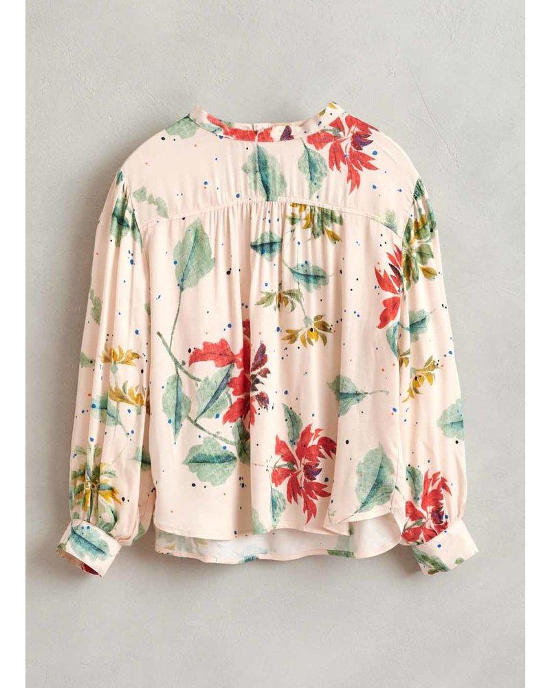 Bellerose impress blouses display a