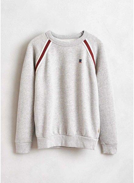Bellerose freddy sweatshirts h. grey