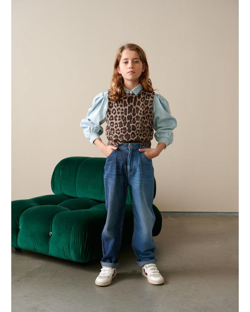Bellerose pixy jeans md blue bleach