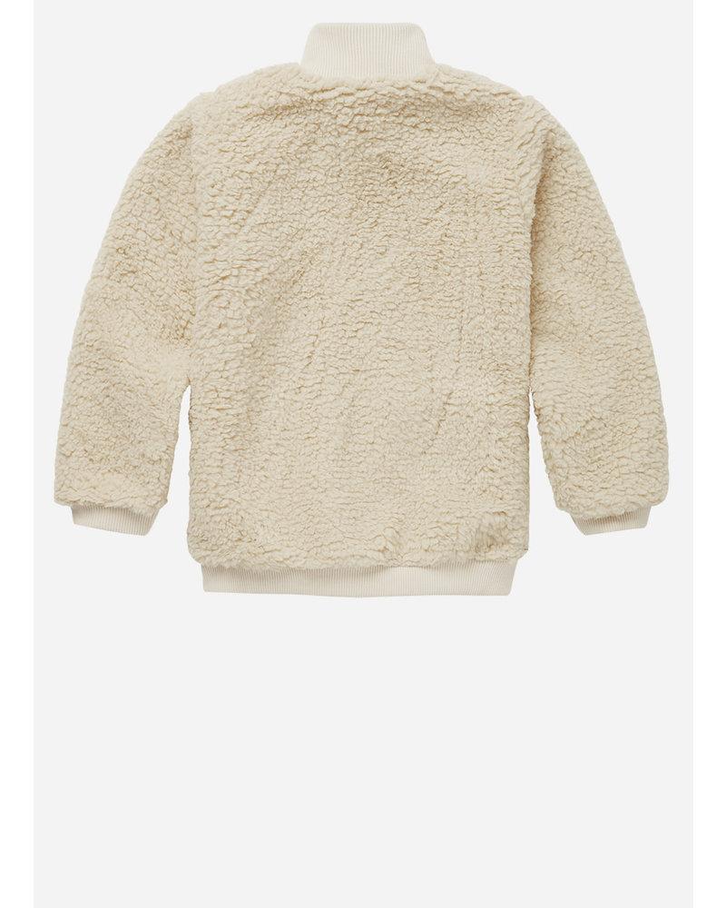 Mingo reversable peluche jacket thisledown