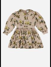 Morley ondine fifi rose dress