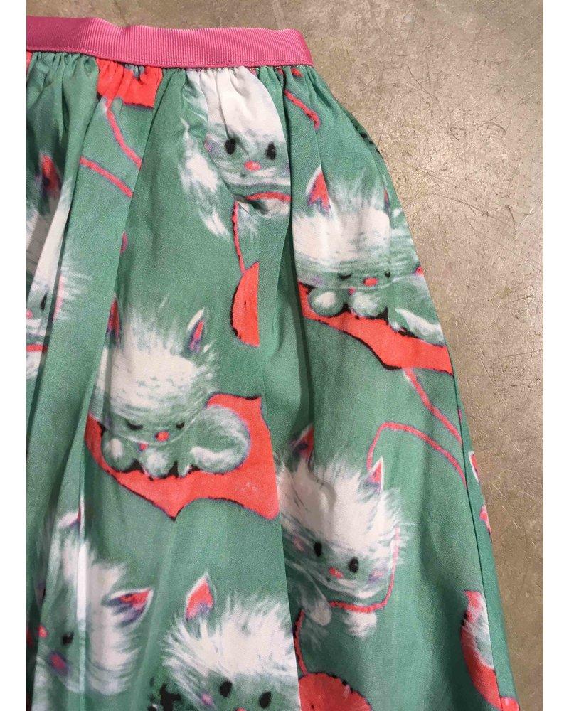Morley mona kitty jade skirt