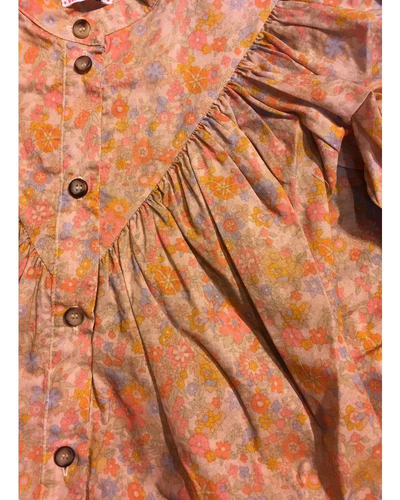 Morley opale liberty rose girlsshirt