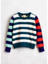 Bellerose dweet knitwear stripe a
