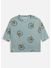 Bobo Choses birdie all over long sleeve tshirt