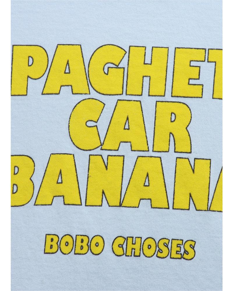 Bobo Choses spaghetti car banana long sleeve tshirt