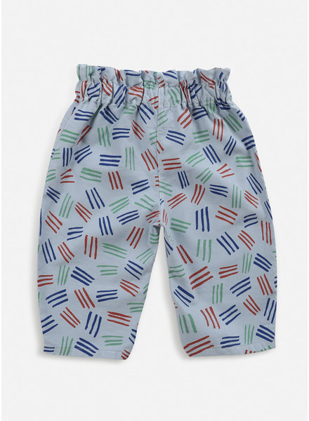 Bobo Choses Scratch all over woven pants