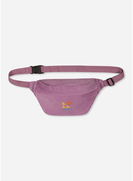 Repose fanny pack washed violet orchid
