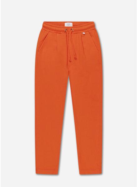 Repose smart pants spicy orange red