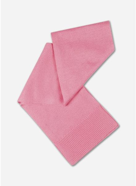 Repose knit scarf bubble gum
