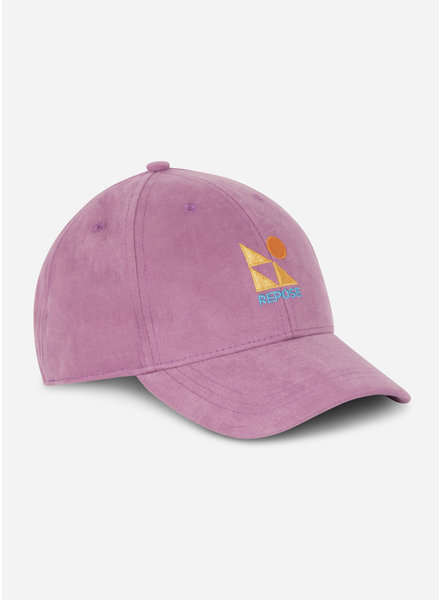 Repose cap washed violet orchid S