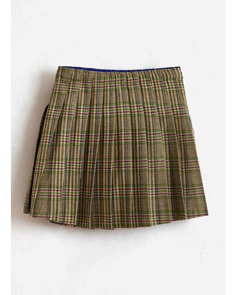 Bellerose asra skirts check a