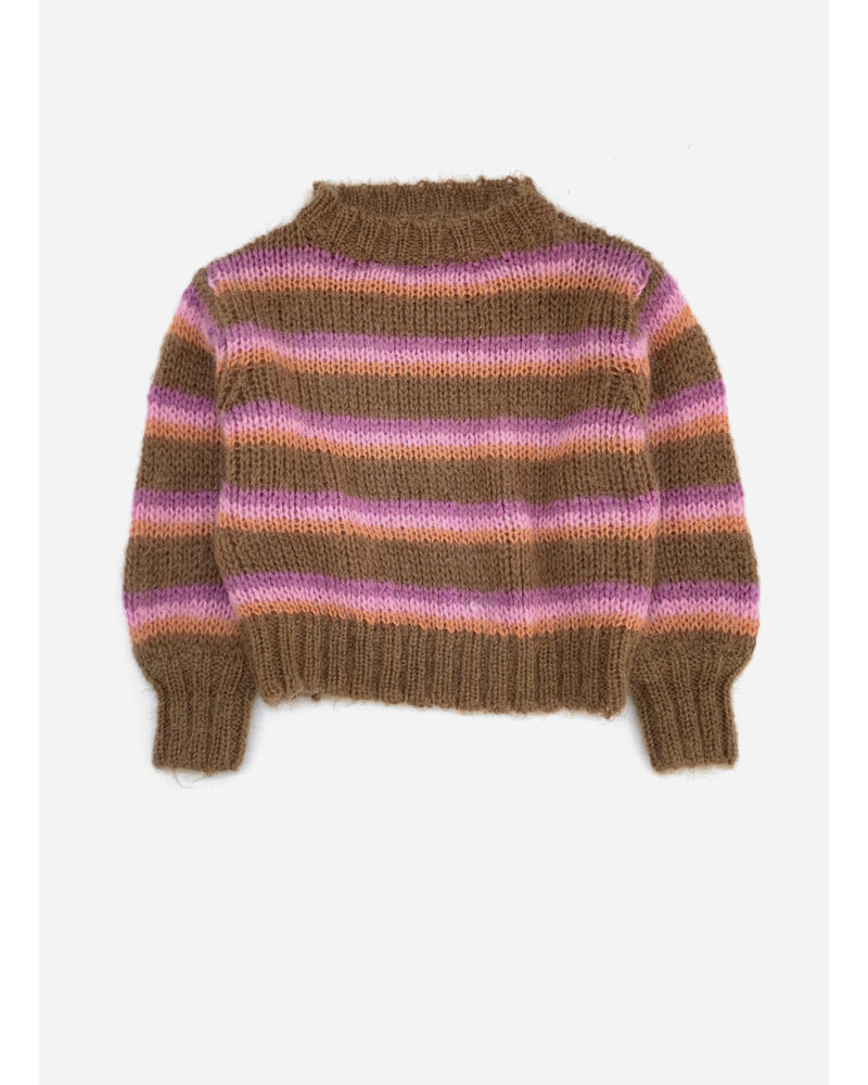 Long Live The Queen striped sweater 835