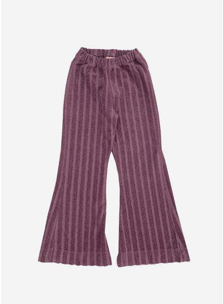 Long Live The Queen ribvelvet pants 814