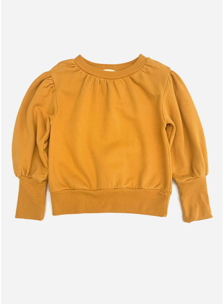 Long Live The Queen puffed sweater 832