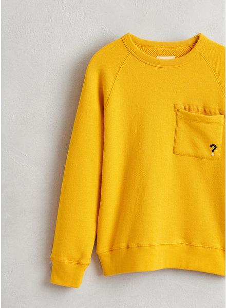 Bellerose vuk sweatshirts cornflakes
