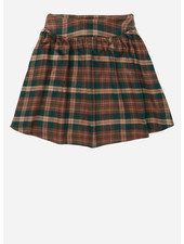Mingo flanel skirt country tartan
