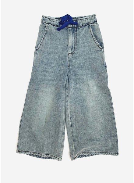 Long Live The Queen wide leg jeans 811