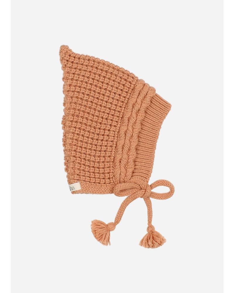 Buho baby soft knit hat hazel