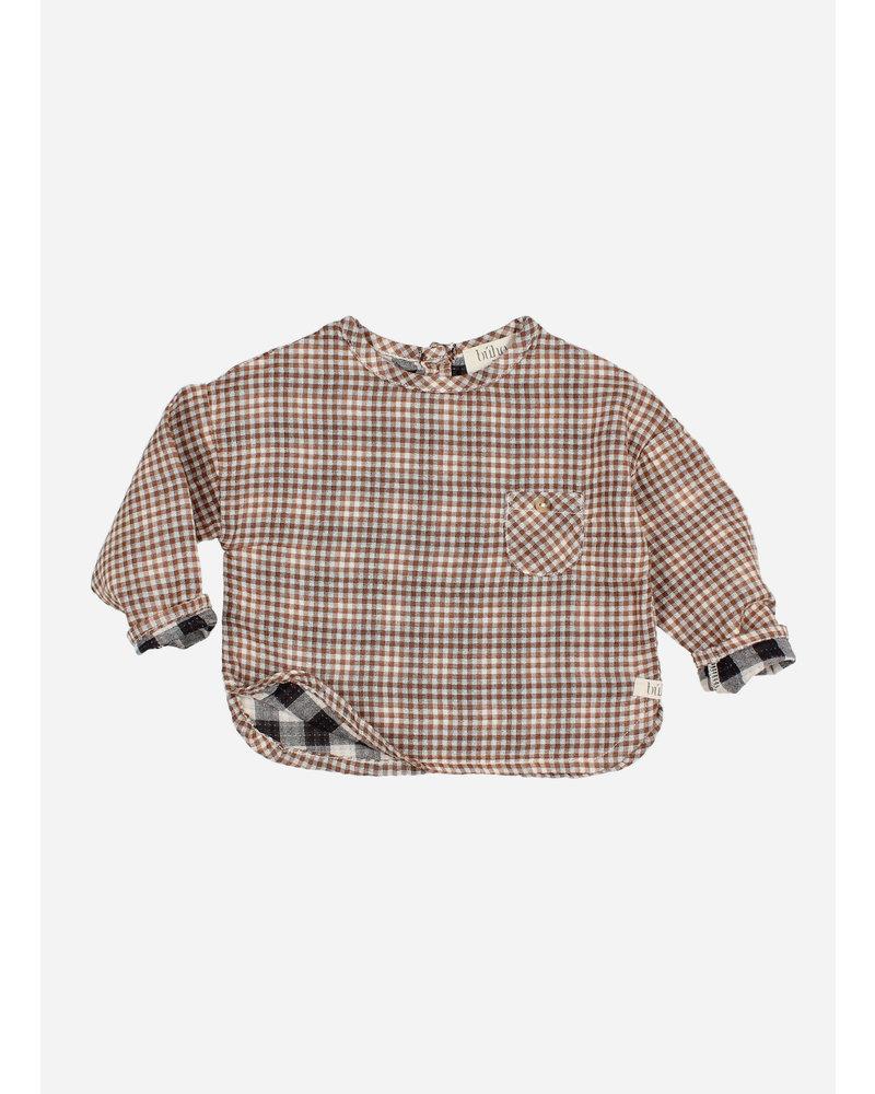 Buho baby mini vichy shirt