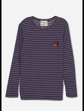 Wander & Wonder w&w tee clay stripe