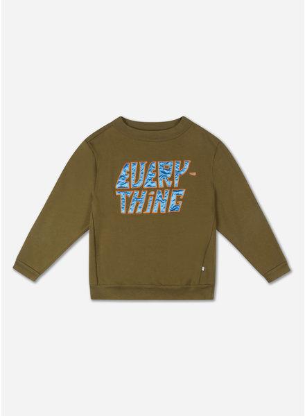 Repose sweater dark olive