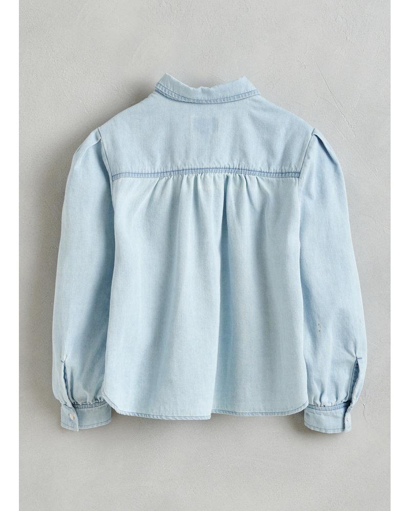 Bellerose avatar shirts blue beach
