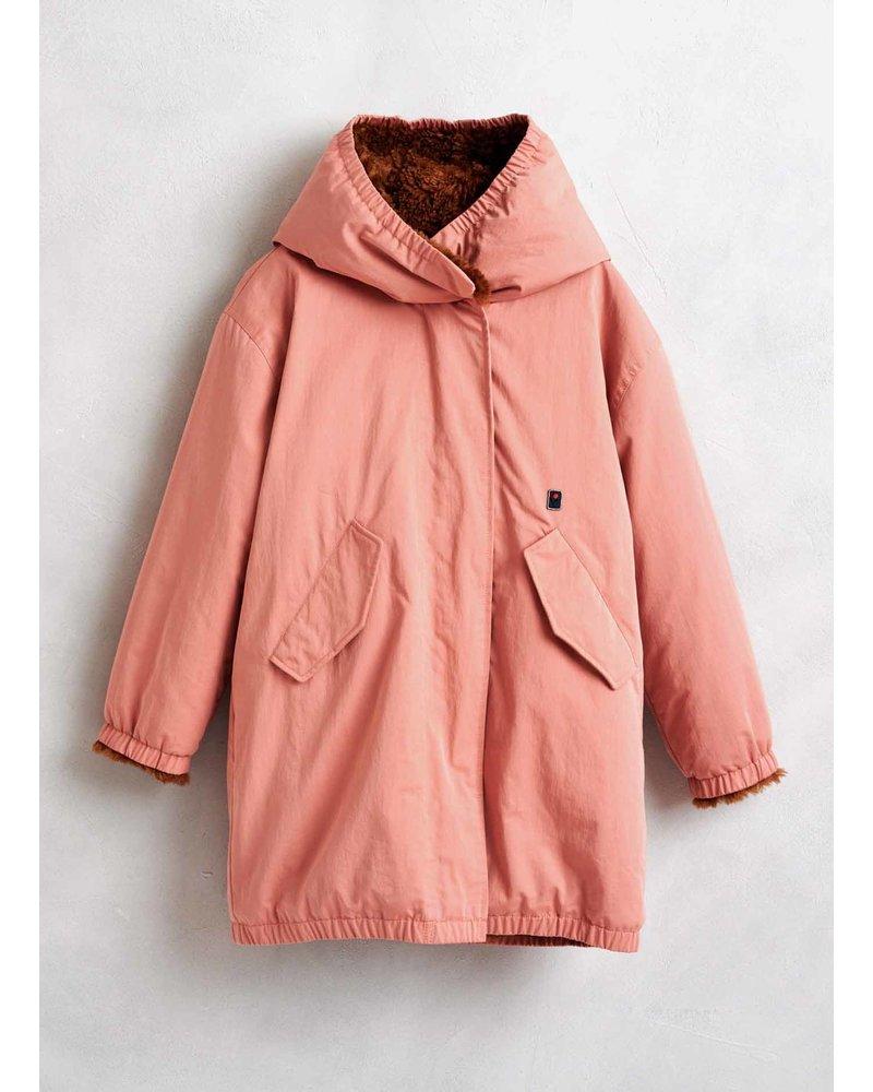 Bellerose harbour coats rosette