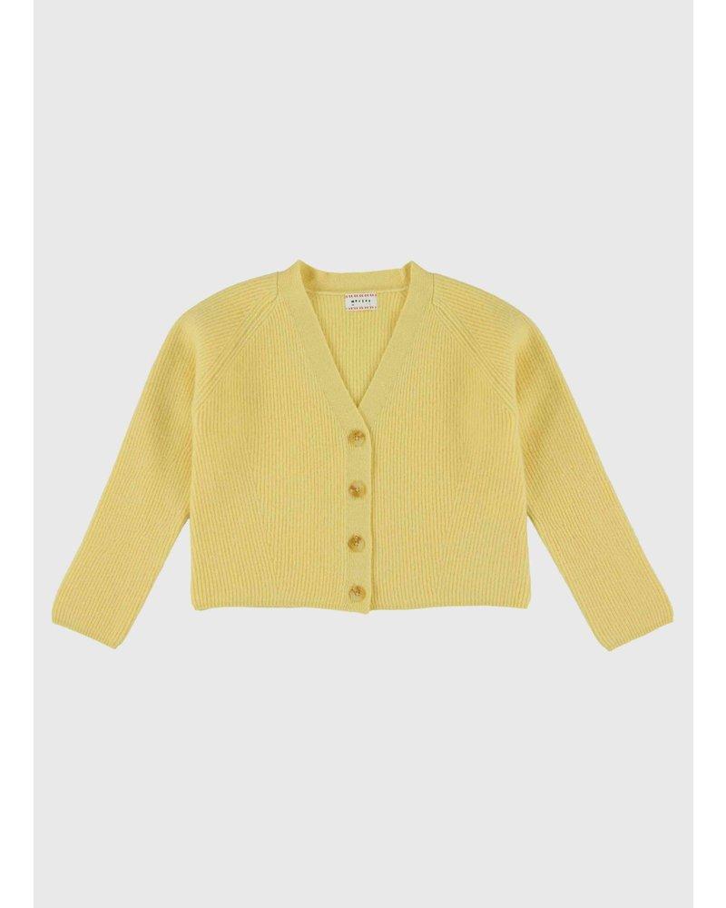 Morley olsen wool custard  girlspull