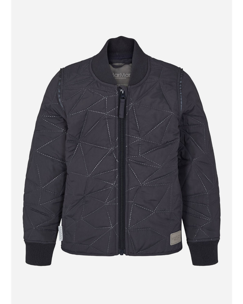 MarMar Copenhagen orry thermo jacket darkerst blue