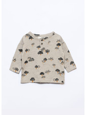 Play Up printed jersey tshirt simplicity 1AJ11006 E410N