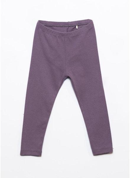 Play Up rib leggings lavender 4AJ10907 P5023
