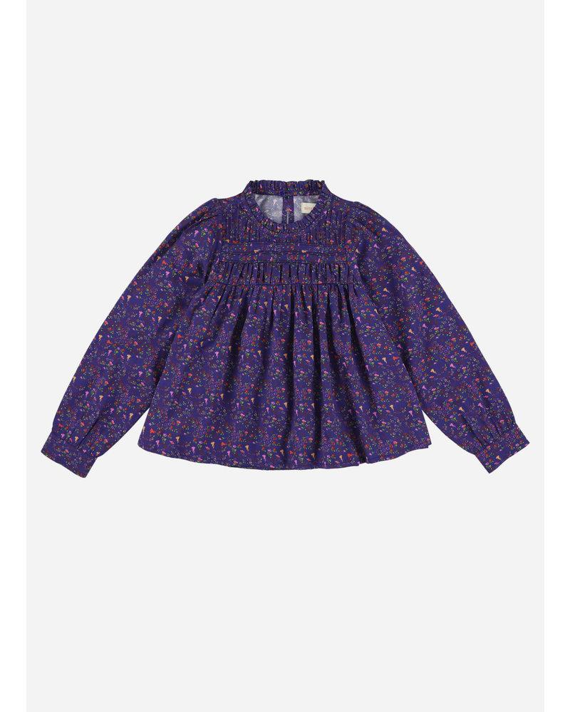 Simple Kids rosemary poppy purple