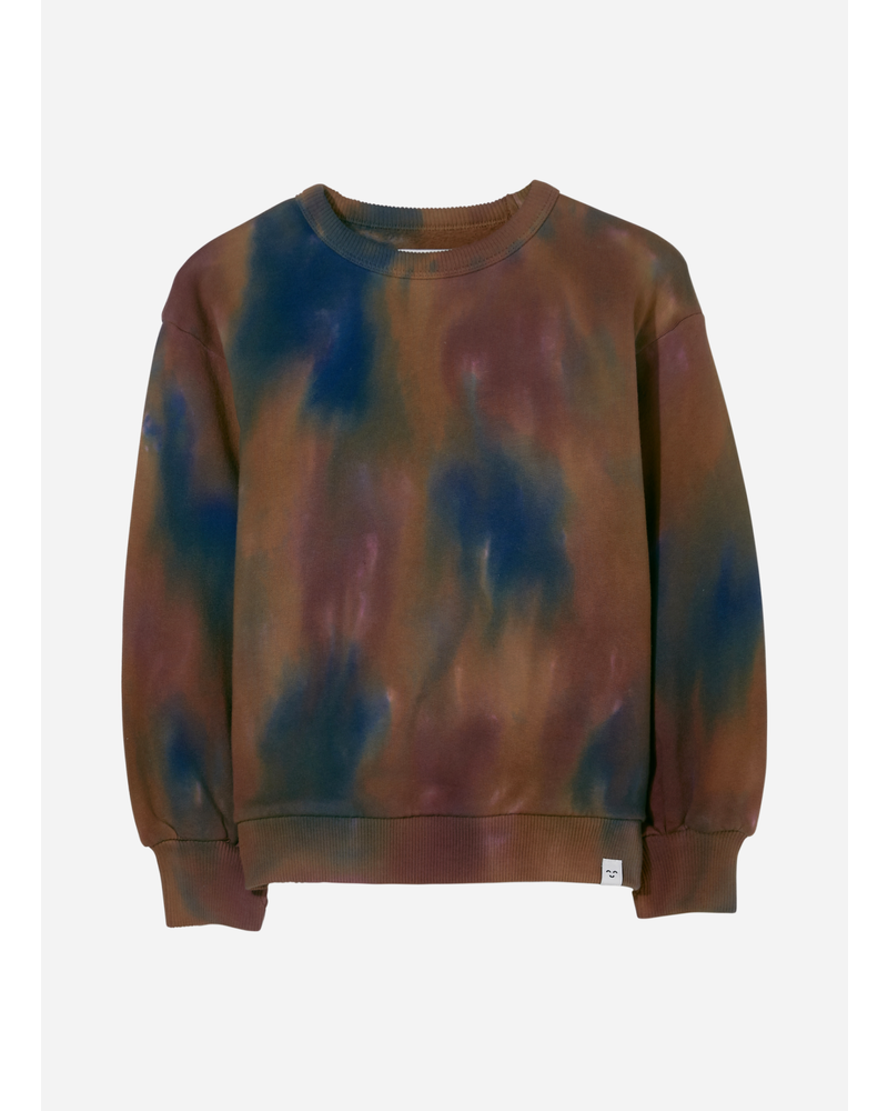 Finger in the nose hiroko tabacco tie and dye
