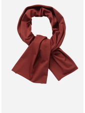 Mingo scarf brick red