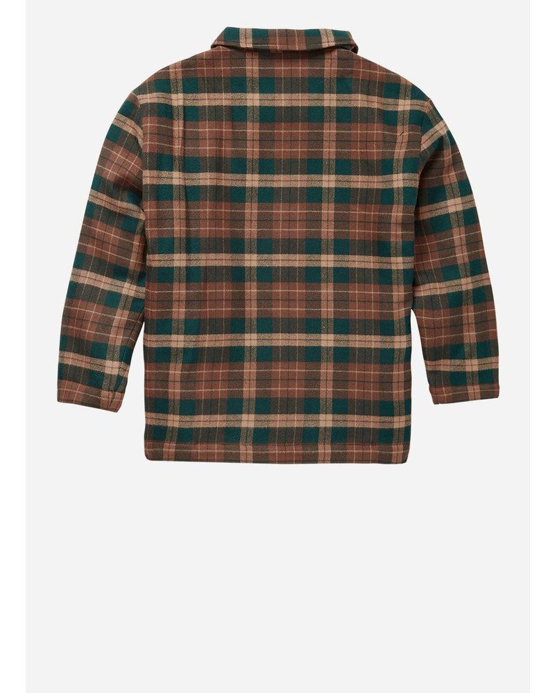 Mingo short jacket country tartan