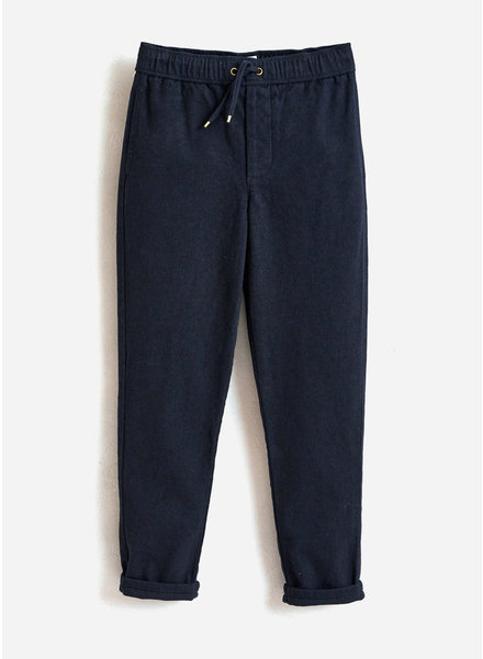 Bellerose pharel pants navy