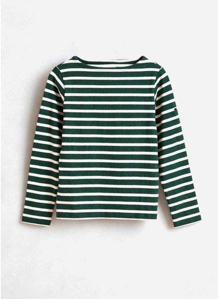 Bellerose abakar tshirt stripe a