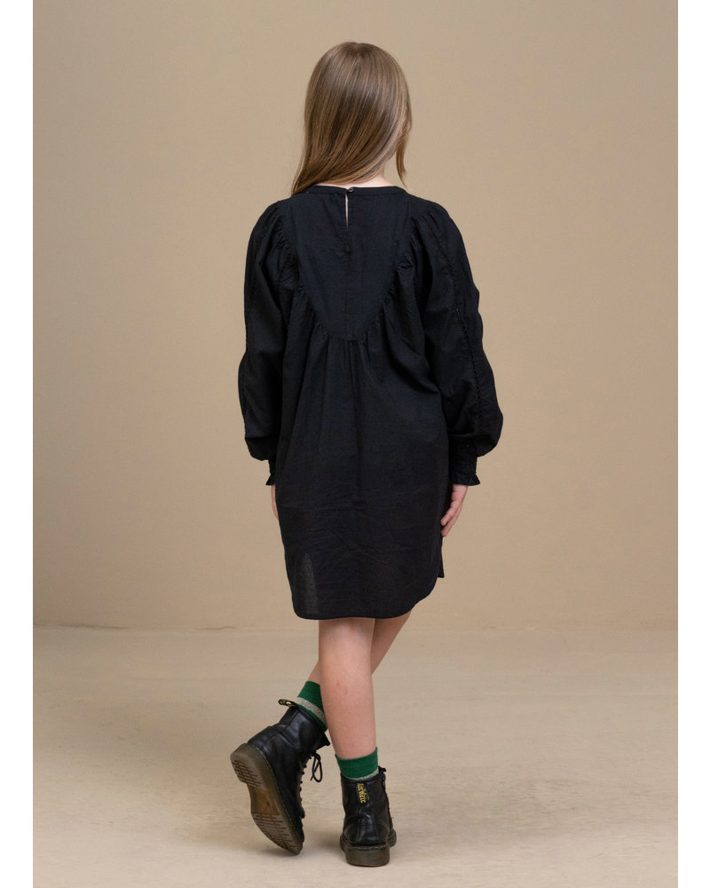 By Bar bobbie dress jet black