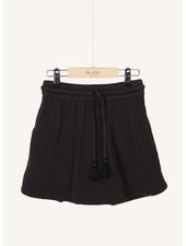 By Bar palino skirt jet black