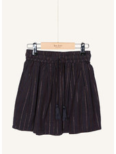 By Bar palino sparkle skirt midnight