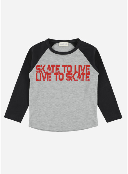 Simple Kids skate jersey nuit